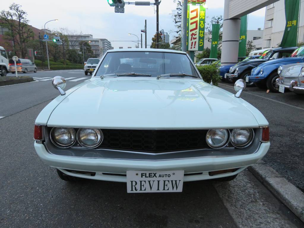 | トヨタ セリカLB 1600GT