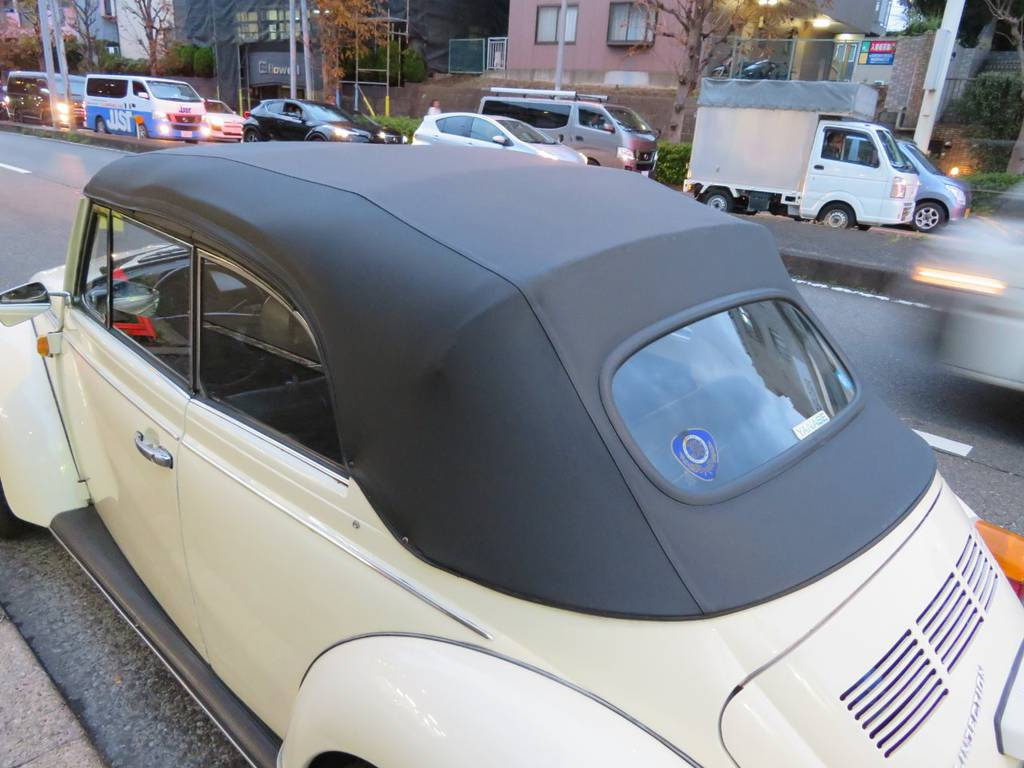 | フォルクスワーゲン タイプI カブリオレ ディーラー車