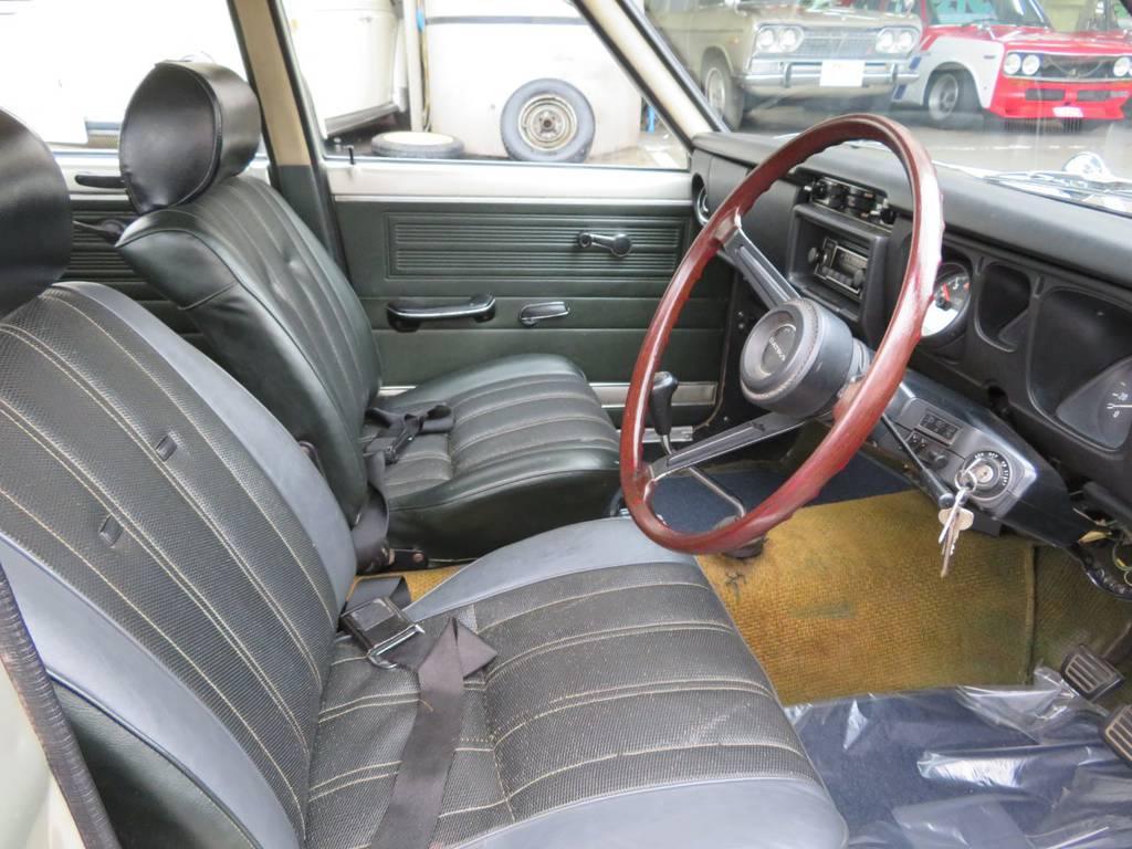 | 日産 ブルーバードバン DX改ワゴン L16換装公認