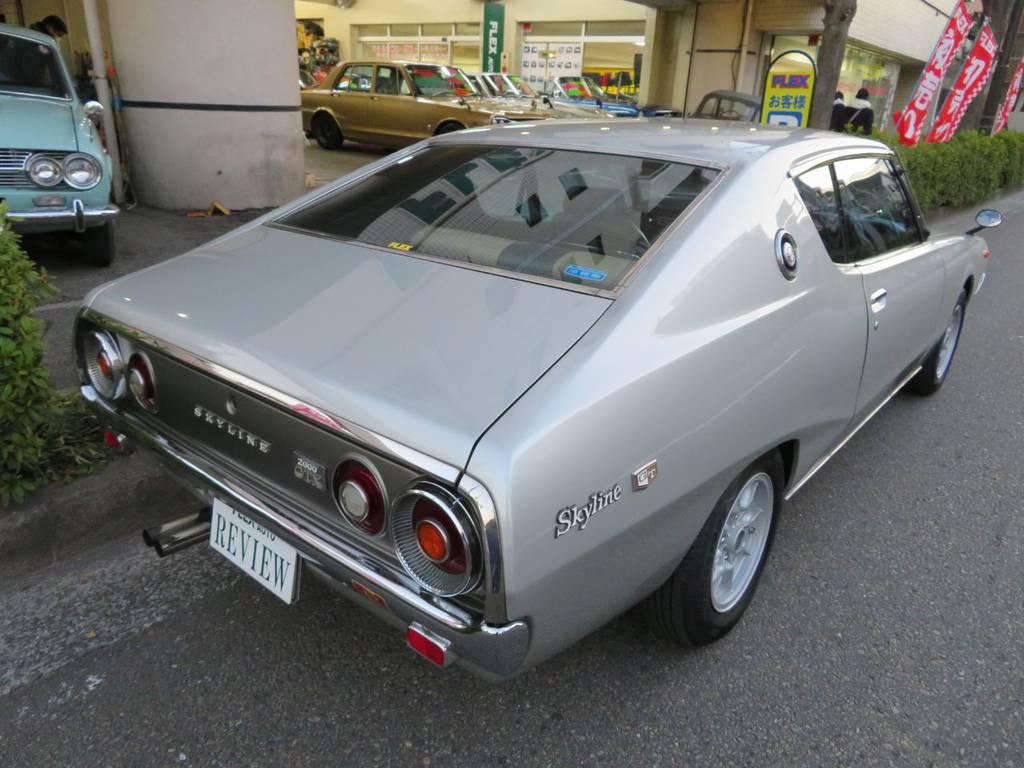 | 日産 スカイラインHT 2000GTX