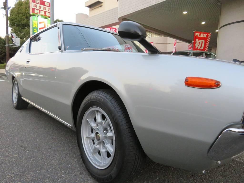   日産 スカイラインHT 2000GTX