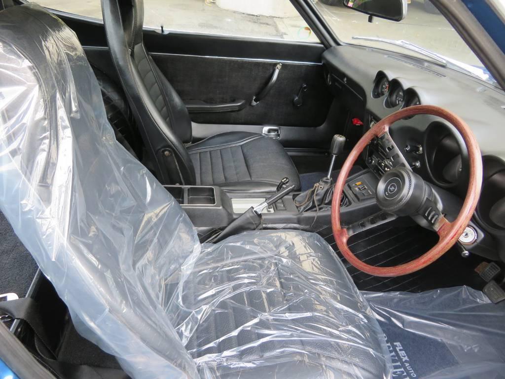 | 日産 フェアレディZ L 前期型 ワンテール 縦熱線