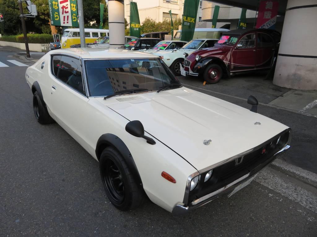| 日産 スカイラインHT GT-R仕様