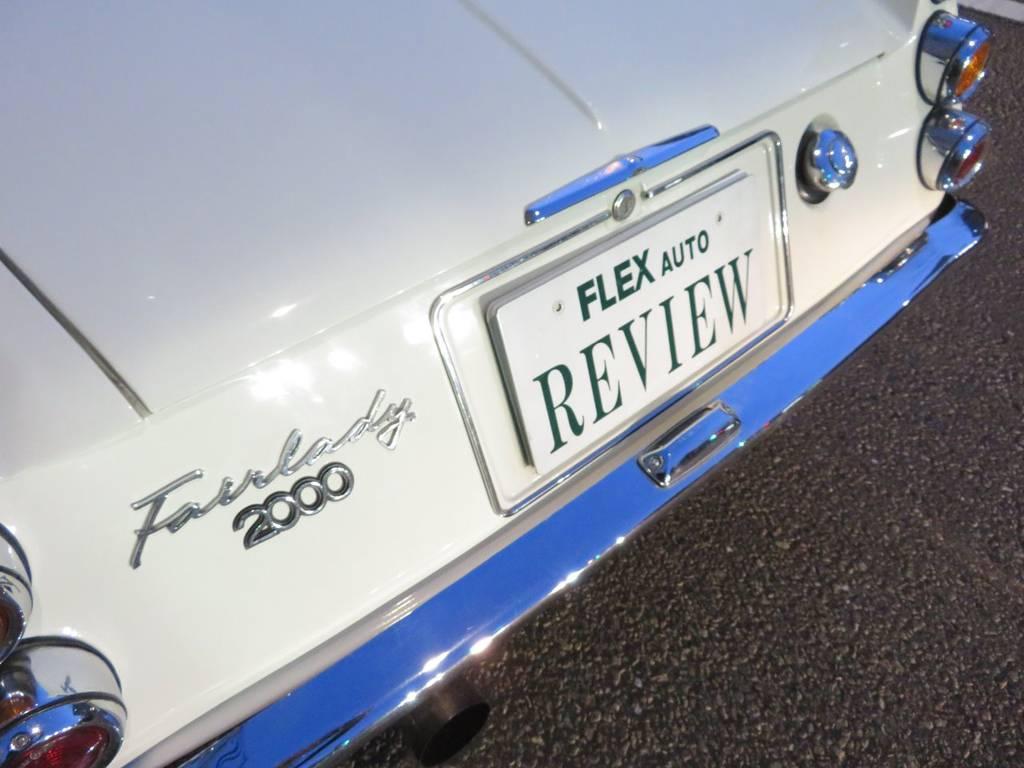 | 日産 フェアレディ SR311 ローウインドー