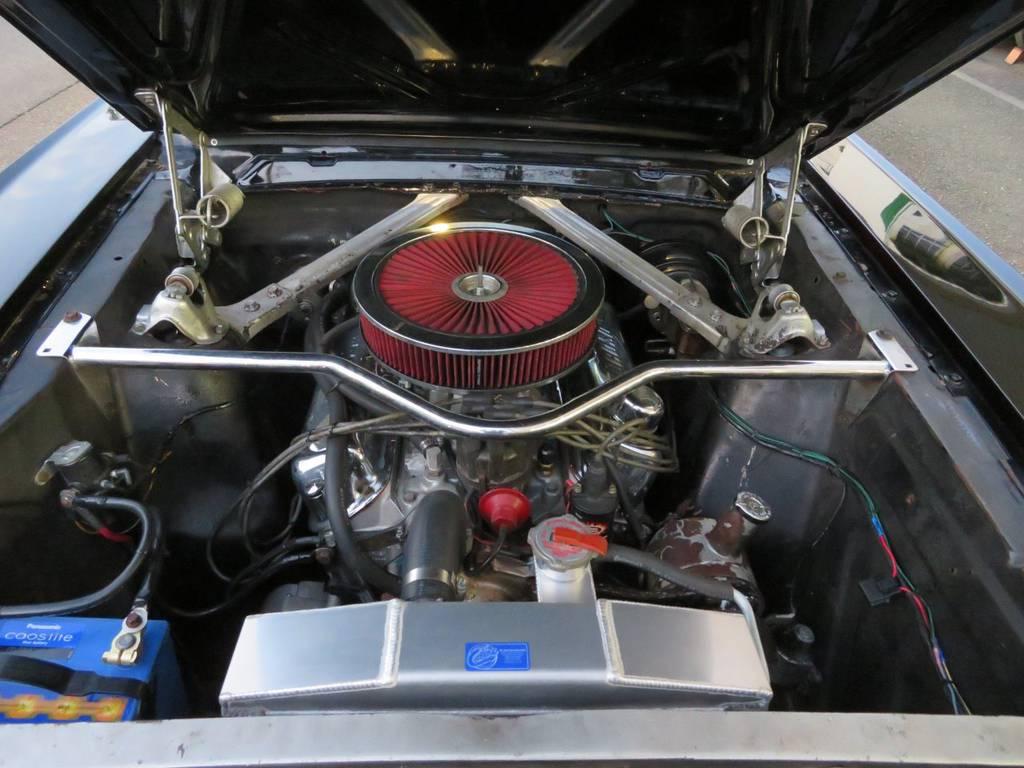   フォード マスタング クーペ 289V8