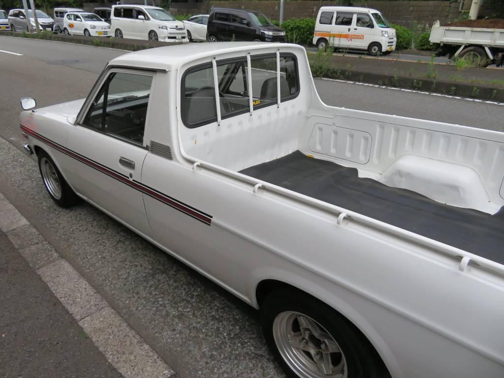   日産 サニートラック ロングDX