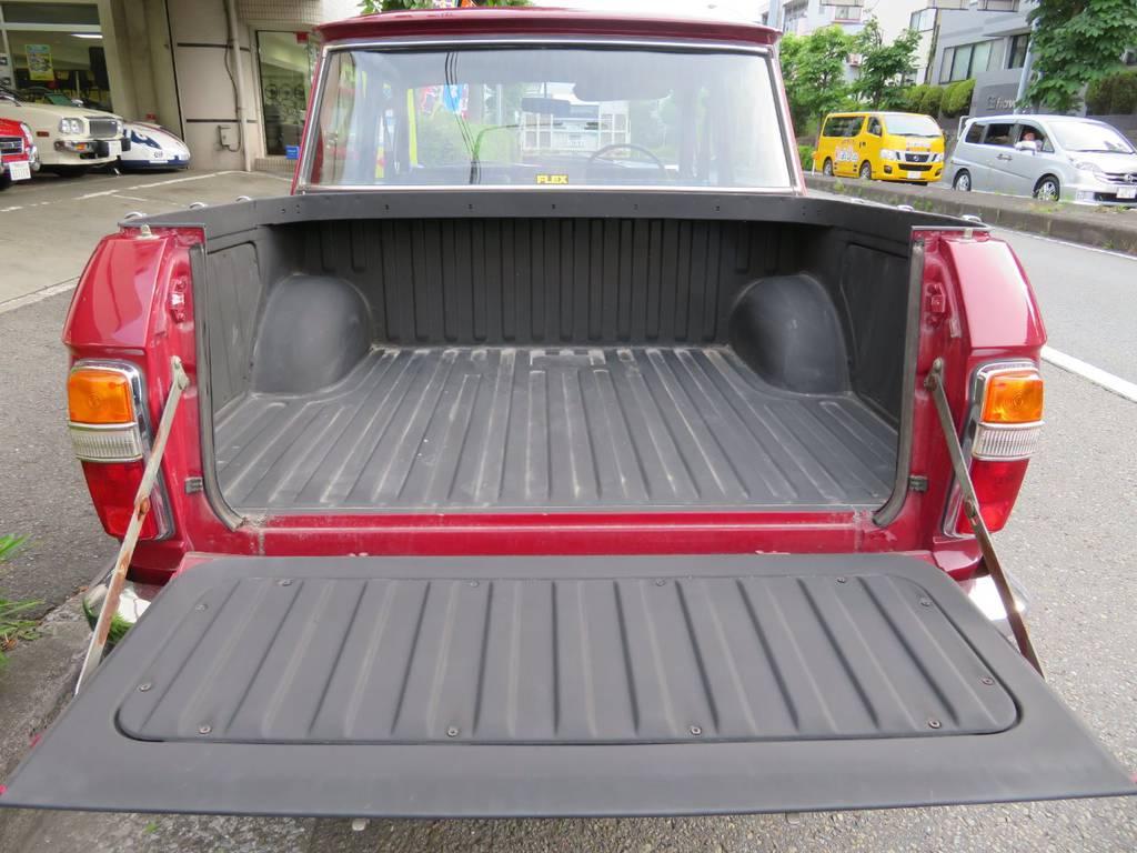 | 日産 ダットサントラック 1500DX Wピックアップ
