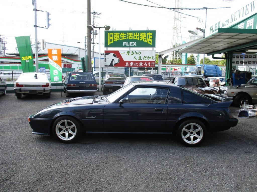 | マツダ サバンナRX-7 SE-GT