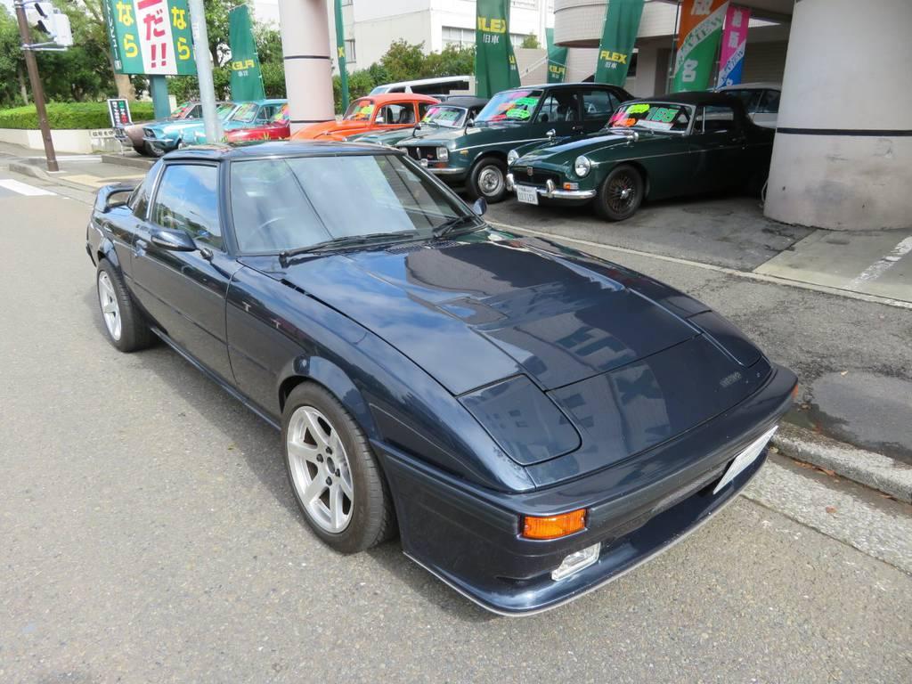 マツダ サバンナRX-7 SE-GT