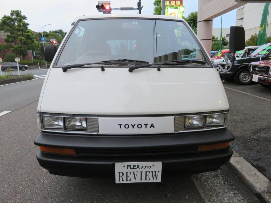 | トヨタ マスターエースサーフ DX