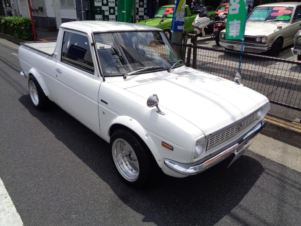 トヨタ パブリカピックアップ DX