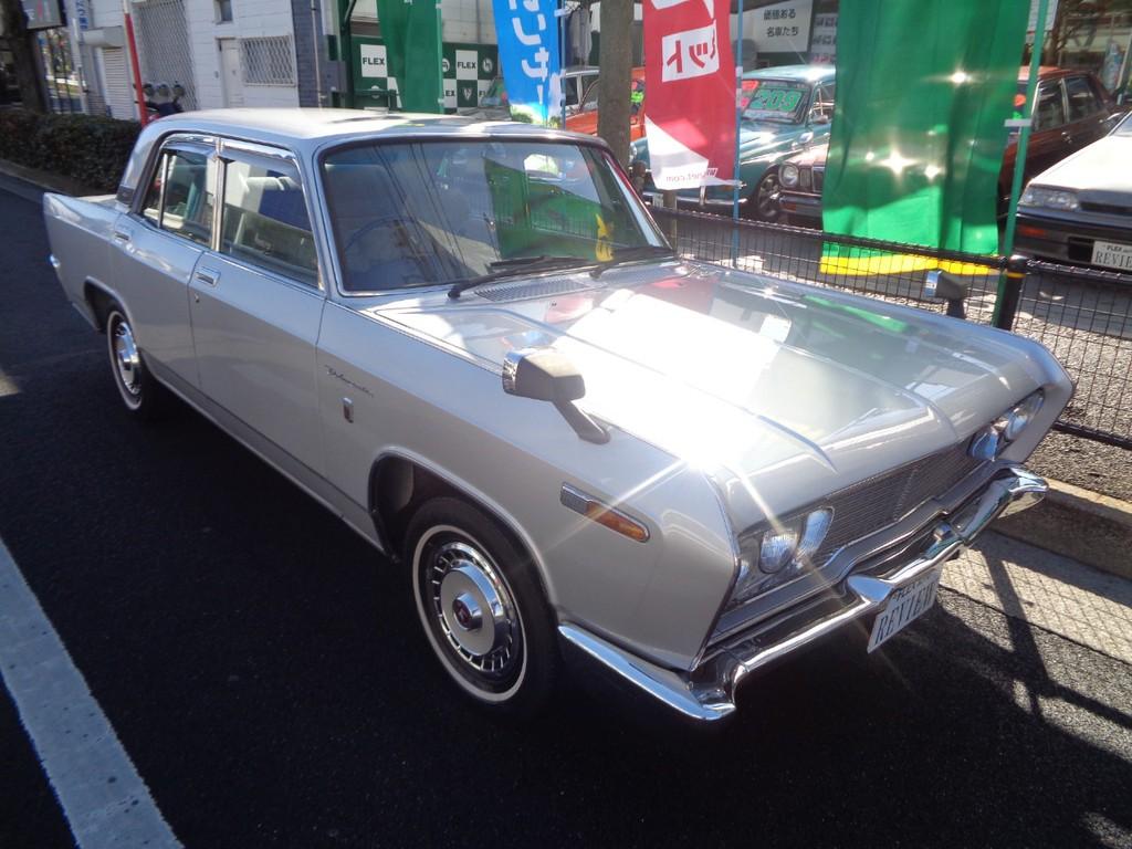 三菱 デボネア 2600SE