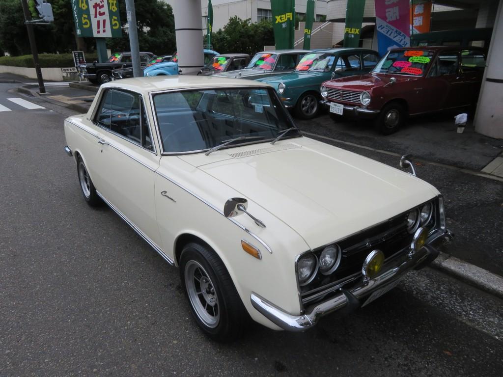 トヨタ コロナHT 1600S
