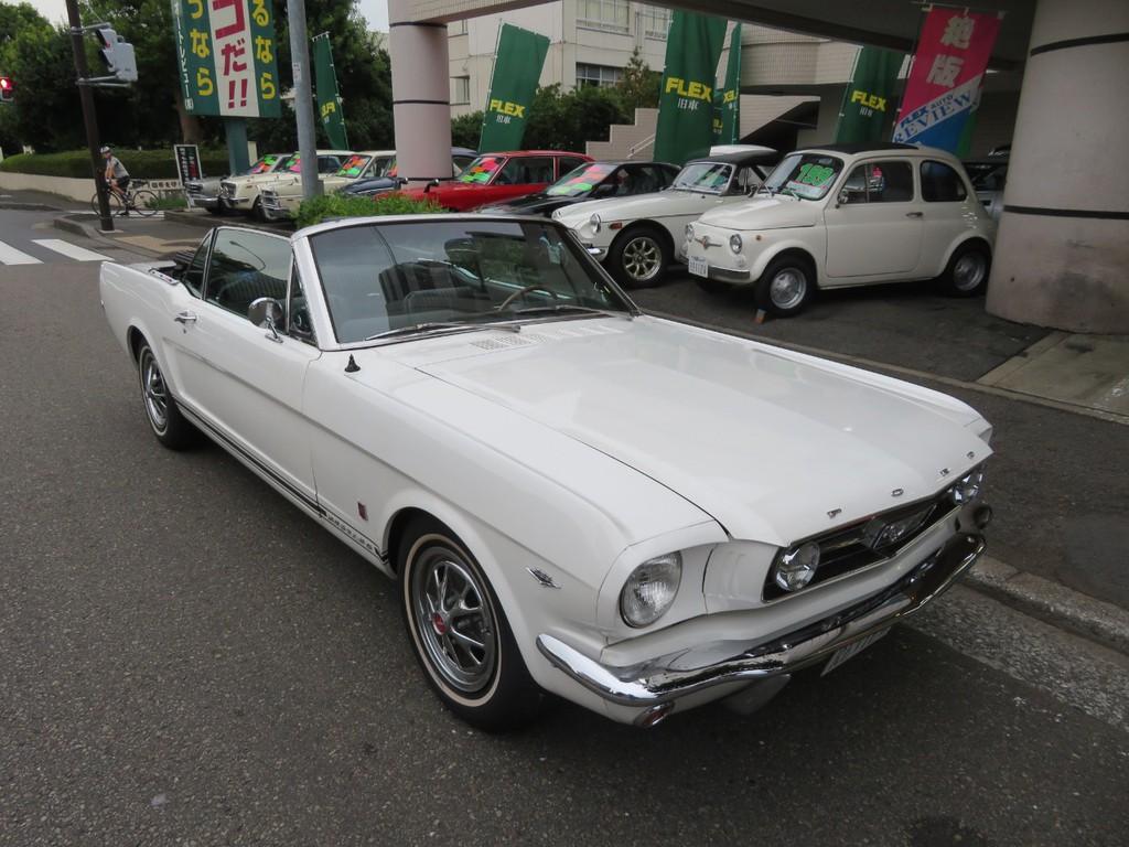 フォード マスタングコンバーチブル GT