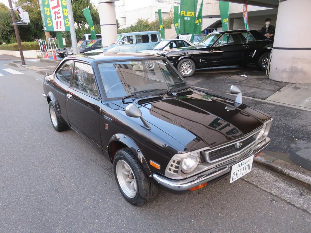トヨタ カローラレビン Jr.改 2T-G換装