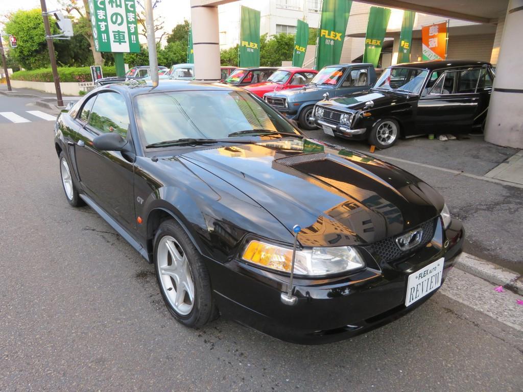 フォード マスタングクーペ GT V8