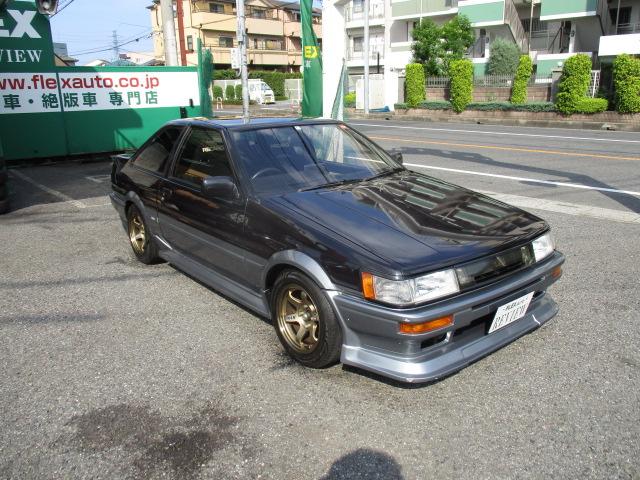 トヨタ カローラレビン 2ドア GT APEX