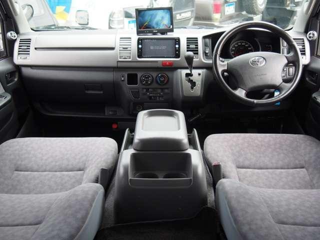 レジアスエース 2.5 スーパーGL ロングボディ ディーゼルターボ 4WD