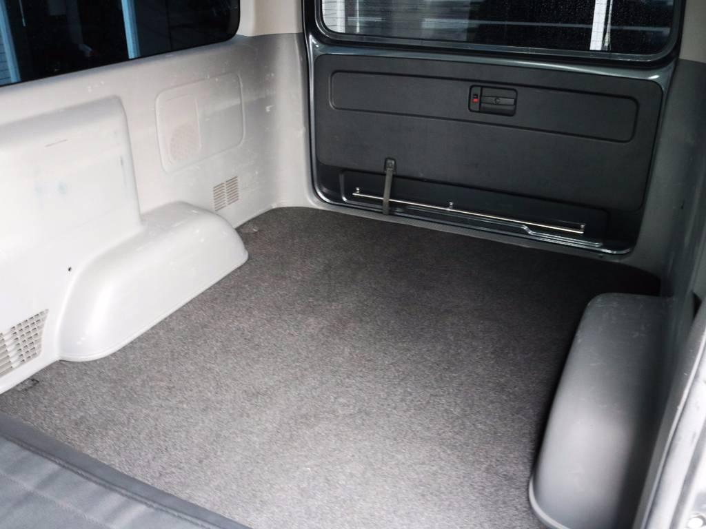 収納スペース広々御座います! | トヨタ レジアスエース 3.0 スーパーGL ロングボディ ディーゼルターボ 4WD
