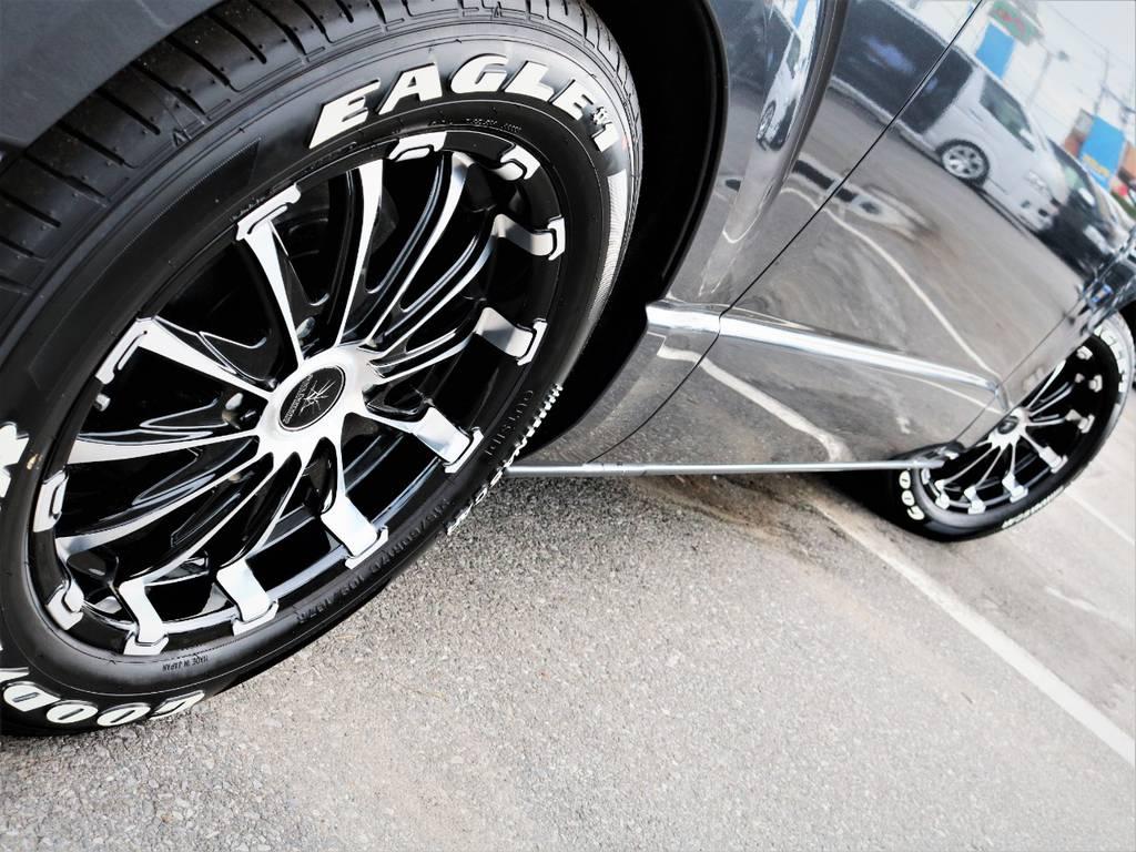 足元バッチリ決まっております! | トヨタ レジアスエース 3.0 スーパーGL ロングボディ ディーゼルターボ 4WD