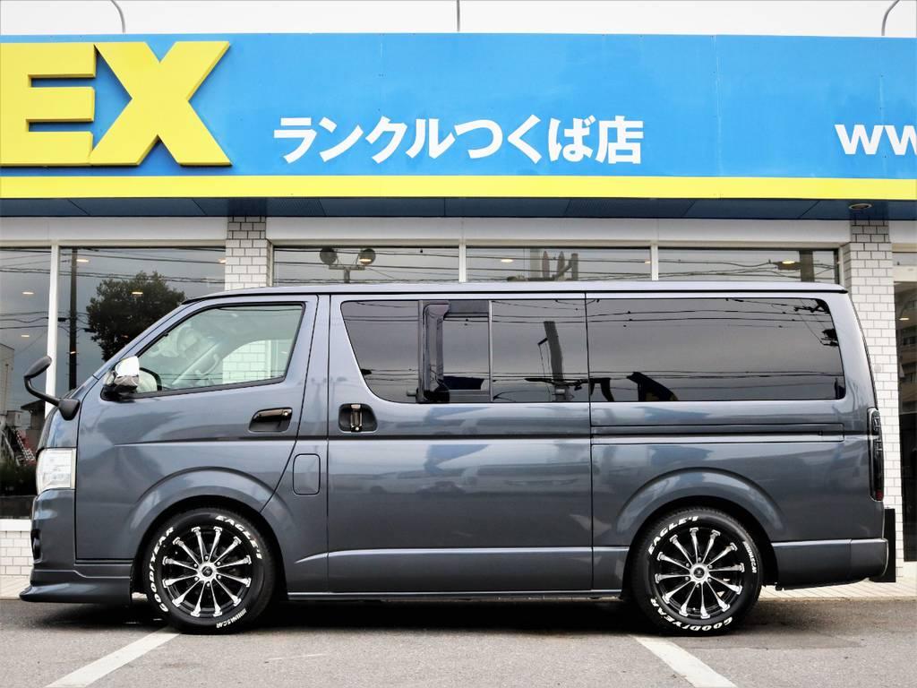 茨城県最大級のハイエース専門店!新車から中古車までラインナップ! | トヨタ レジアスエース 3.0 スーパーGL ロングボディ ディーゼルターボ 4WD