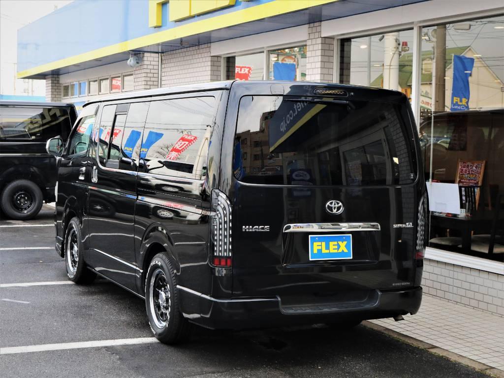 茨城県最大級のハイエース専門店!新車から中古車までラインナップ! | トヨタ ハイエースバン 2.0 スーパーGL ロング