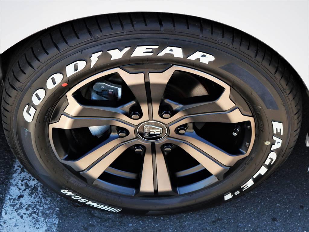 バルベロ17インチアルミホイール、ナスカータイヤ! | トヨタ ハイエースバン 2.8 スーパーGL ワイド ロング ミドルルーフ ディーゼルターボ 特別仕様車ダークプライム 新型