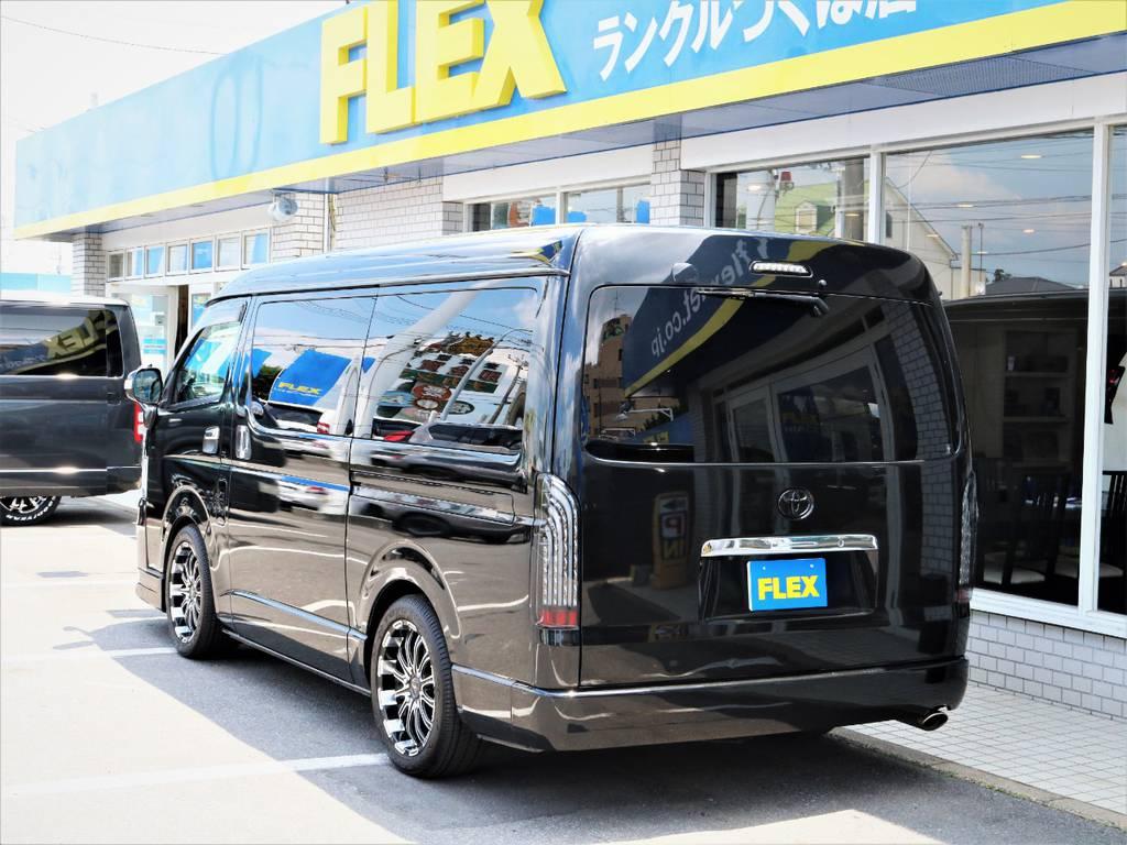 茨城県最大級のハイエース専門店!新車から中古車までラインナップ! | トヨタ ハイエース 2.7 GL ロング ミドルルーフ キャプテンシート ベッド