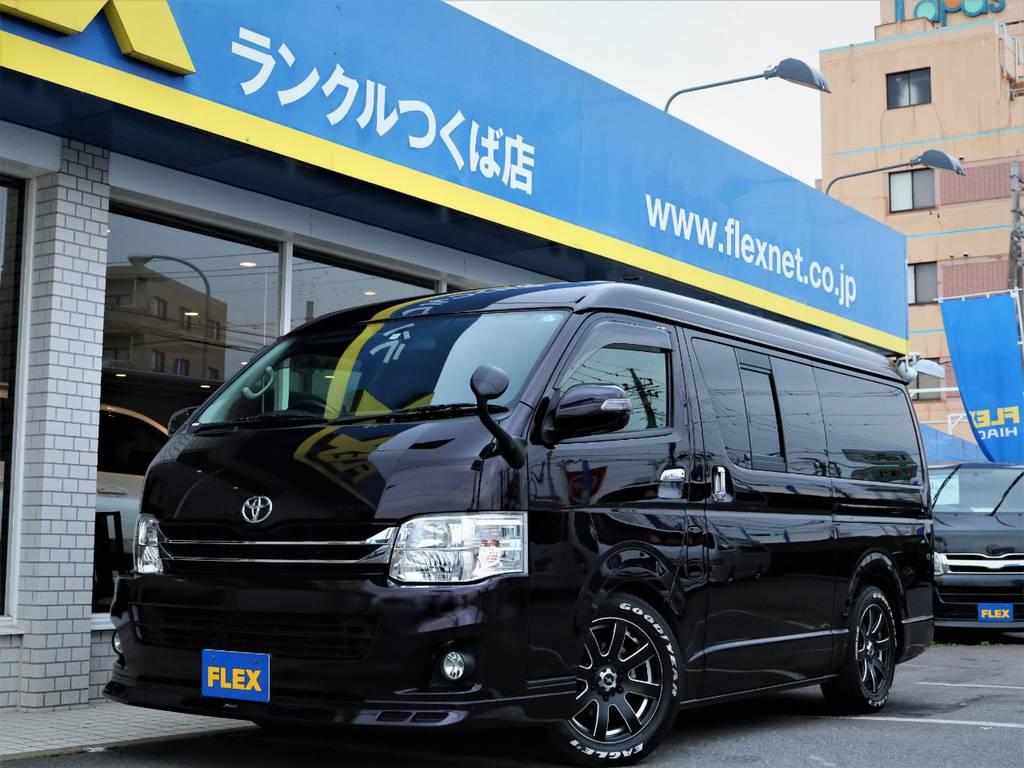 平成25年ハイエースVスーパーGL5人乗り2WDディーゼル車!特別仕様車プライムセレクション!