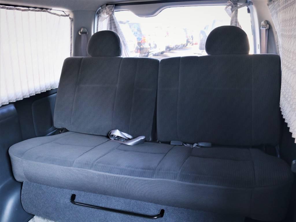 サードシート! | トヨタ ハイエースバン 2.0 スーパーGL ロング エースキット 5ナンバー 8人乗り