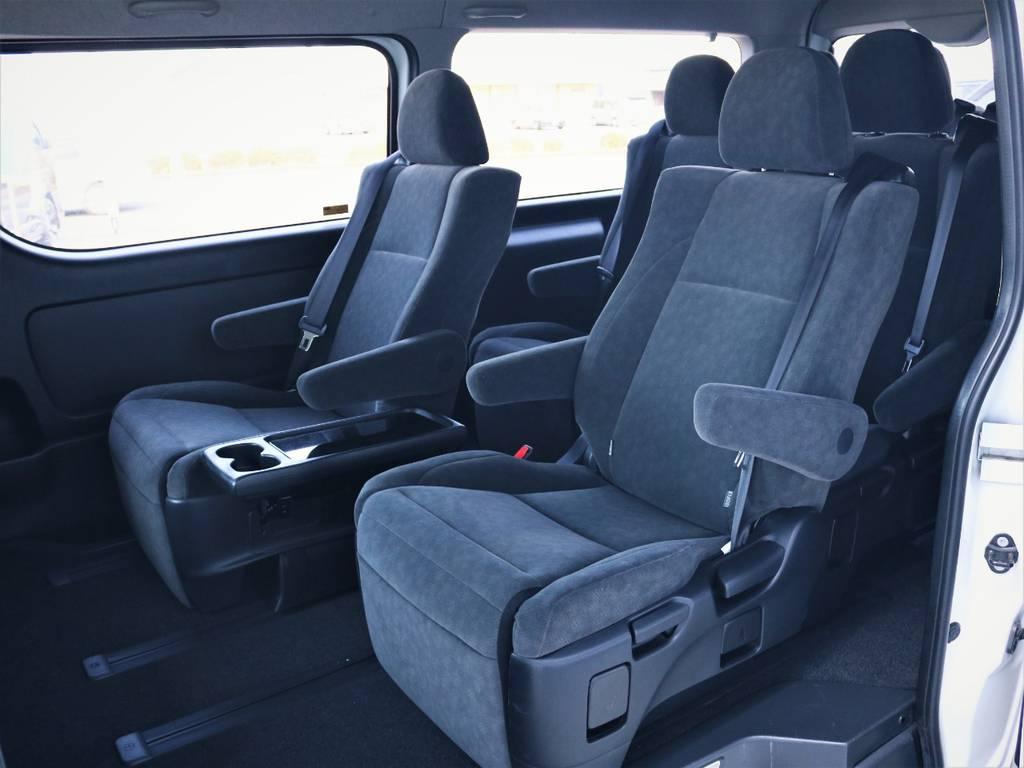 オーットマン機能付き! | トヨタ ハイエース 2.7 GL ロング ミドルルーフ ファインテックツアラー