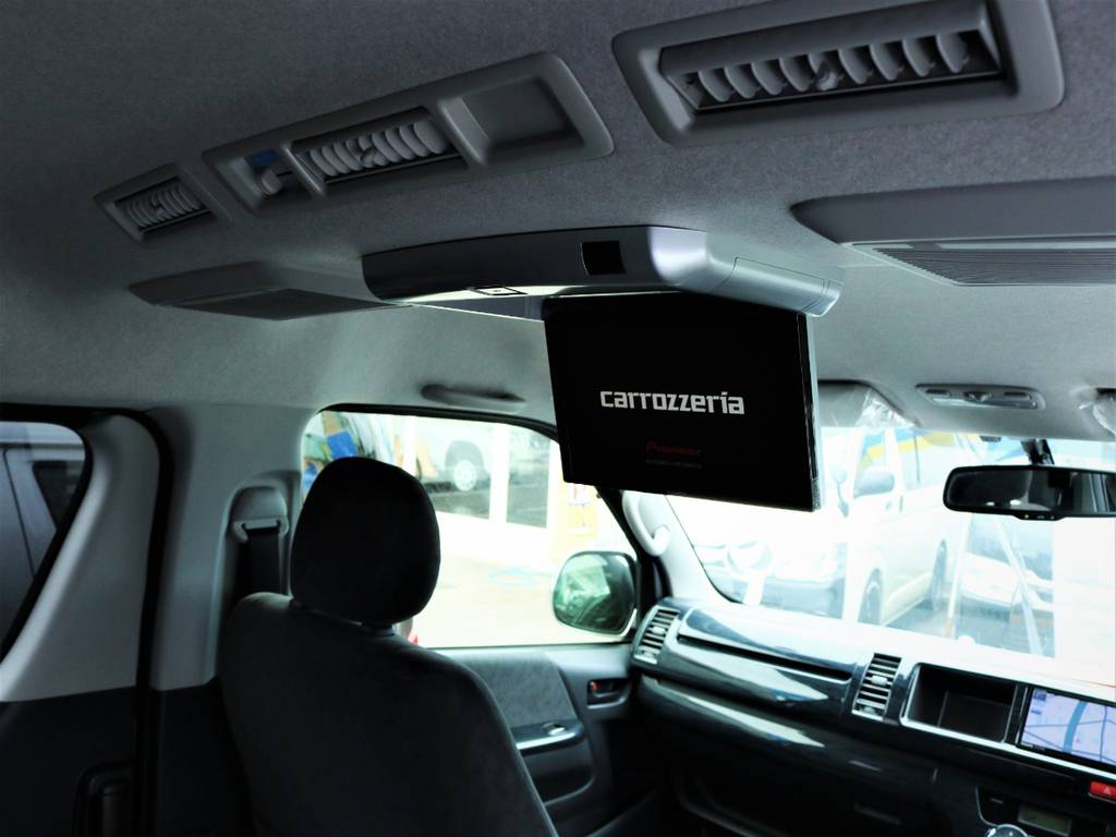 ご納車後のアフターもお任せ下さい!車検整備カスタムなんでも可能です! | トヨタ ハイエース 2.7 GL ロング ミドルルーフ ファインテックツアラー