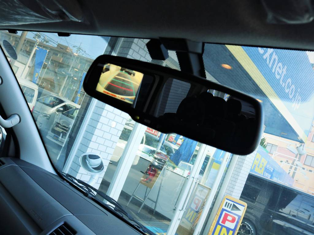 バックカメラ付き! | トヨタ ハイエース 2.7 GL ロング ミドルルーフ ファインテックツアラー