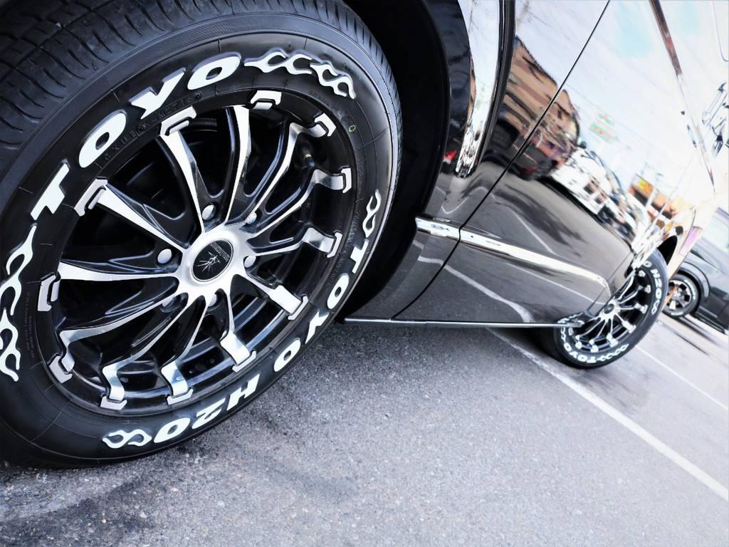 足元バッチリ決まっております! | トヨタ レジアスエース 2.7 スーパーGL ワイド ミドルルーフ ロングボディ 4WD ベッドキットパッケージ