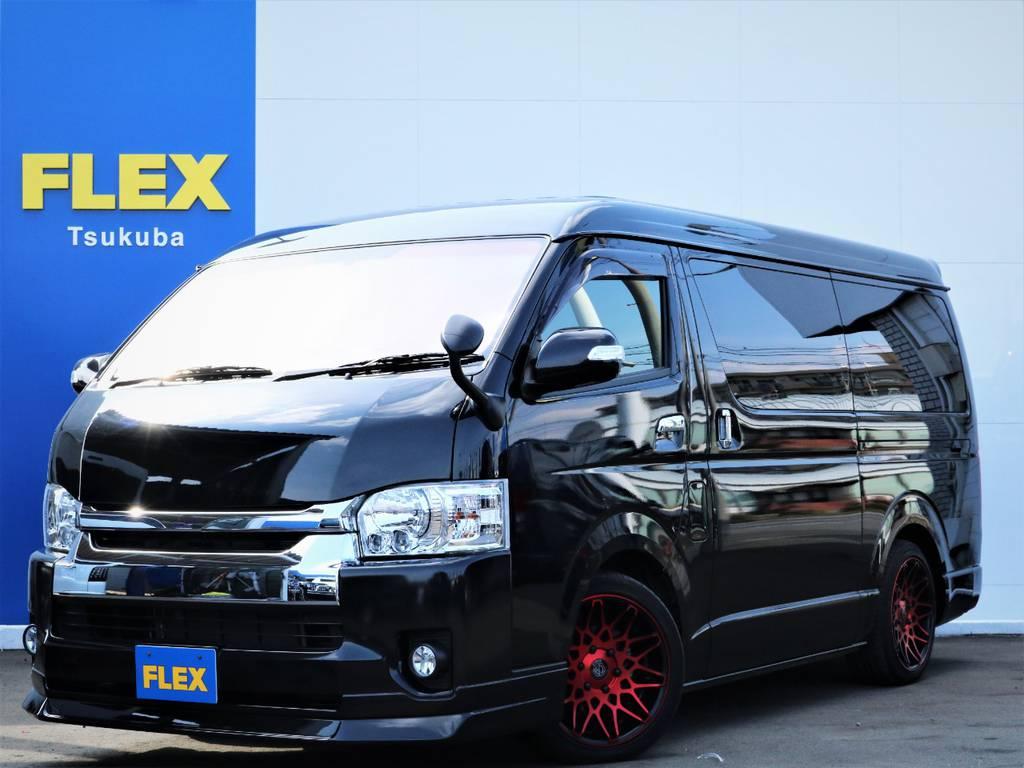 平成27年ハイエースW「GL」10人乗り2WDガソリン車買取直販!内装アレンジVER5、シート変更が魅力的!