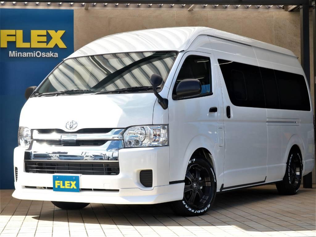 FLEX CUSTOM・新車DX クリーンディーゼル4WD♪