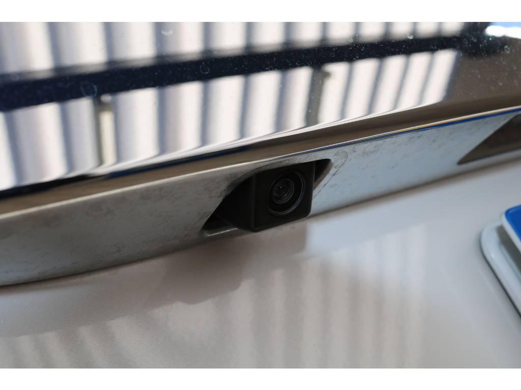 純正バックカメラ♪   トヨタ ハイエース 2.7 GL ロング ミドルルーフ