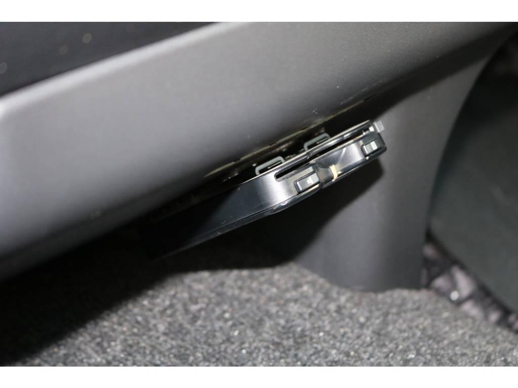 必需品のETC装備♪   トヨタ ハイエース 2.7 GL ロング ミドルルーフ