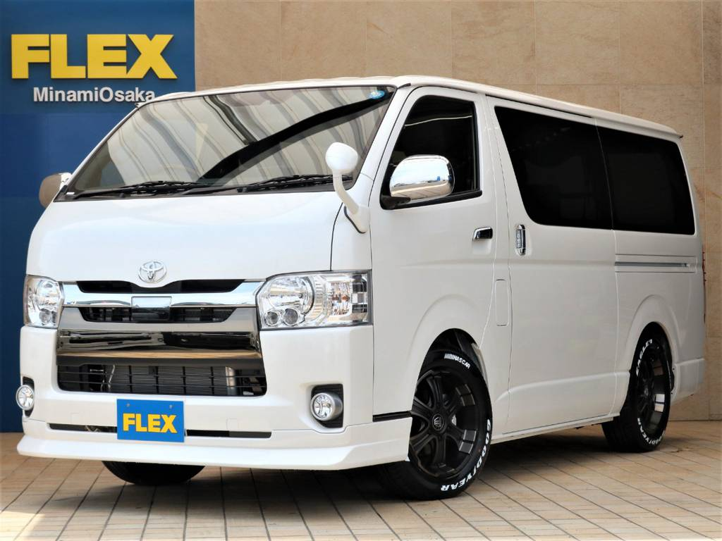 FLEX CUSTOM/新車50THクリーンディーゼル2WD♪