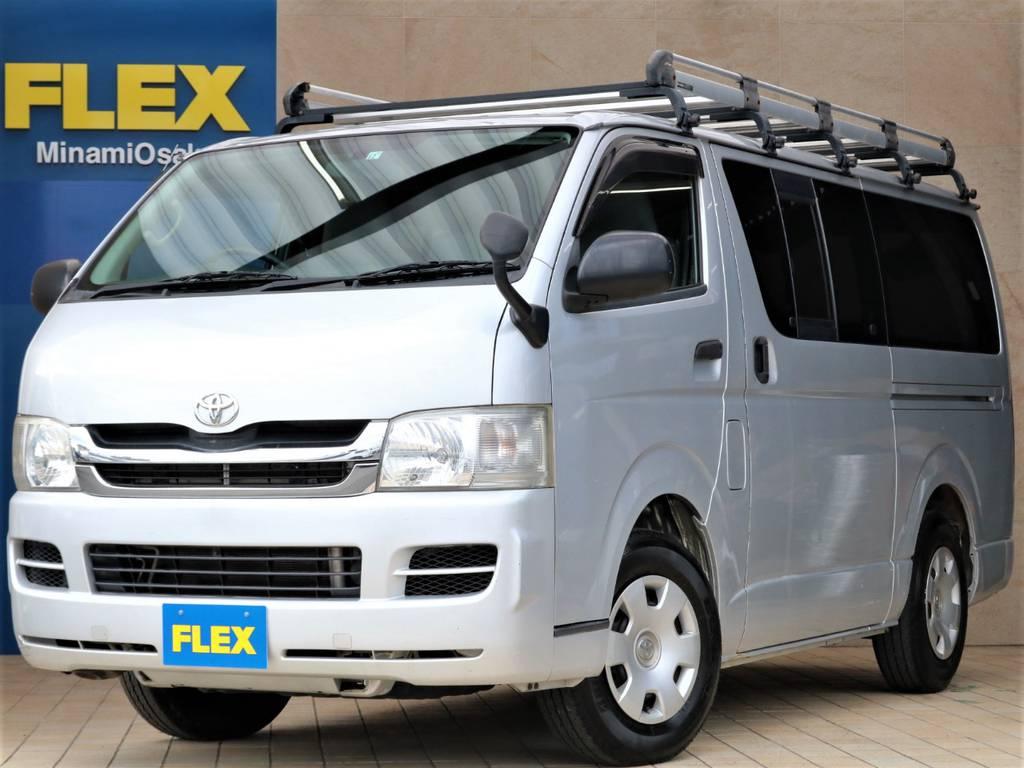 買取直販・2型DX・ガソリン2WD入庫♪お仕事用に最適な1台♪ | トヨタ ハイエースバン 2.0 DX ロング