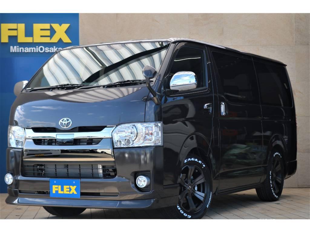 FLEX CUSTOM・新車50TH クリーンディーゼル4WD入庫♪新色カラーグラファイトメタリック♪