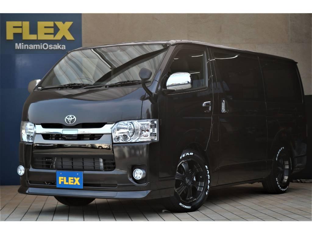 FLEX CUSTOM・新車50TH ガソリン2WD♪