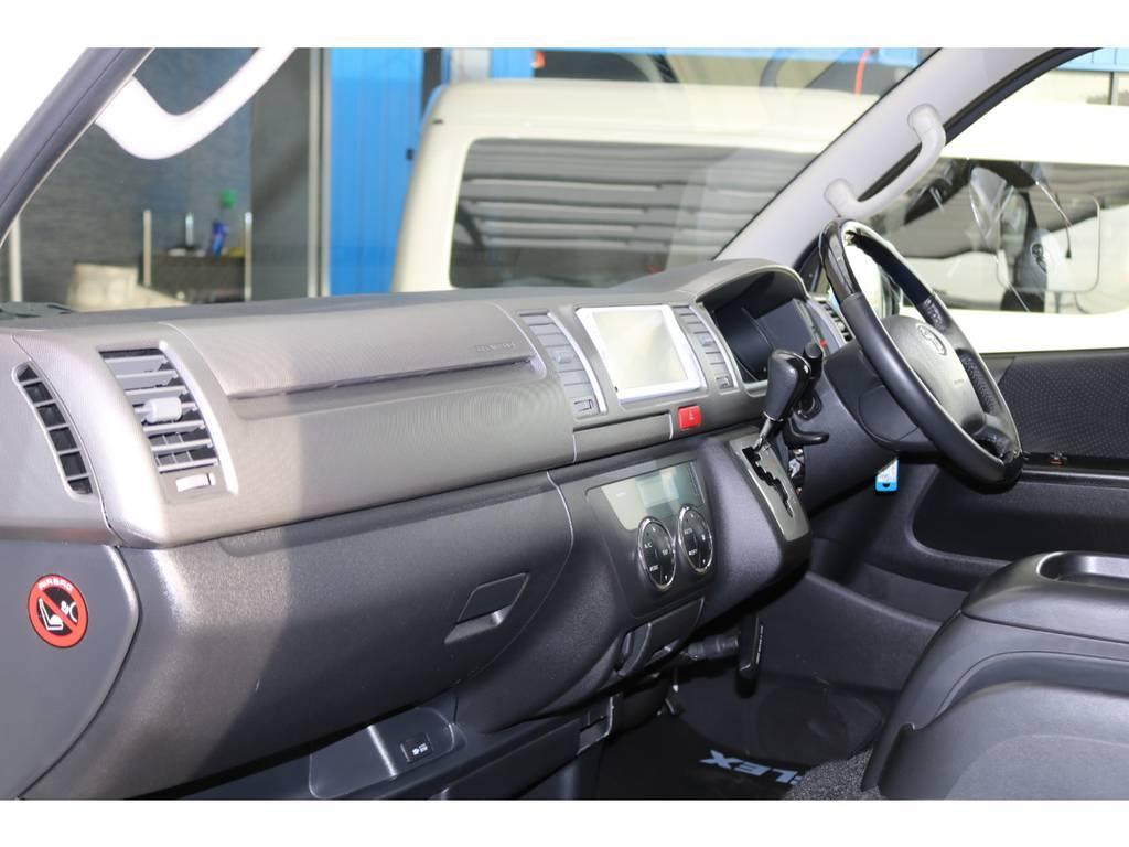 助手席エアバッグ&100Vコンセント♪ | トヨタ レジアスエース 2.0 スーパーGL プライムセレクション ロングボディ
