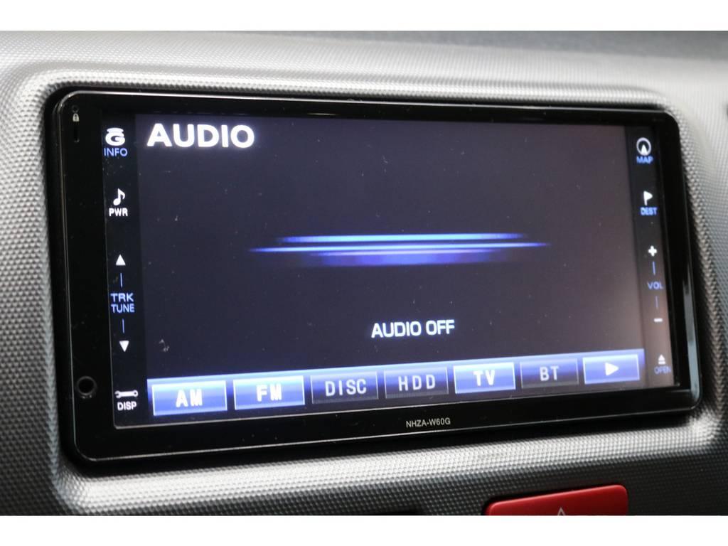 SDナビゲーション♪ | トヨタ ハイエースバン 3.0 マルチロールトランスポーター タイプⅡ ロング ディーゼルターボ 4WD