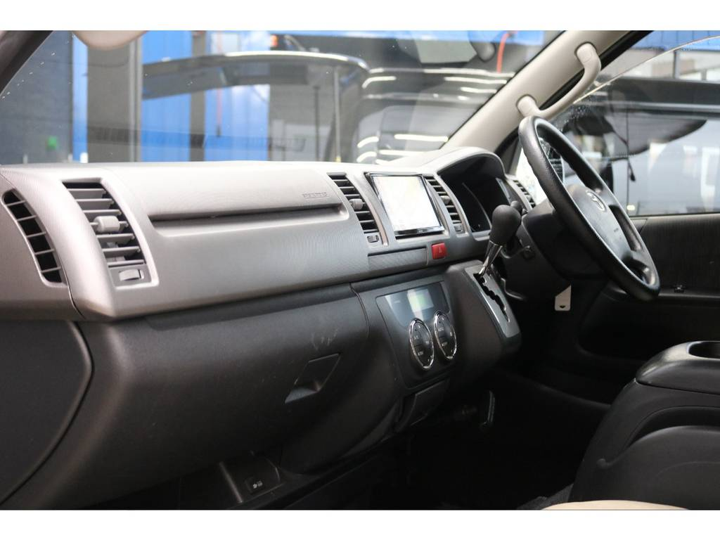 詳細画像もお送り出来ます♪お気軽にお問合せ下さい♪ | トヨタ ハイエースバン 3.0 マルチロールトランスポーター タイプⅡ ロング ディーゼルターボ 4WD