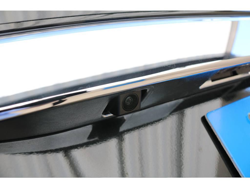 純正バックカメラ♪ | トヨタ ハイエース 2.7 GL ロング ミドルルーフ TSS付