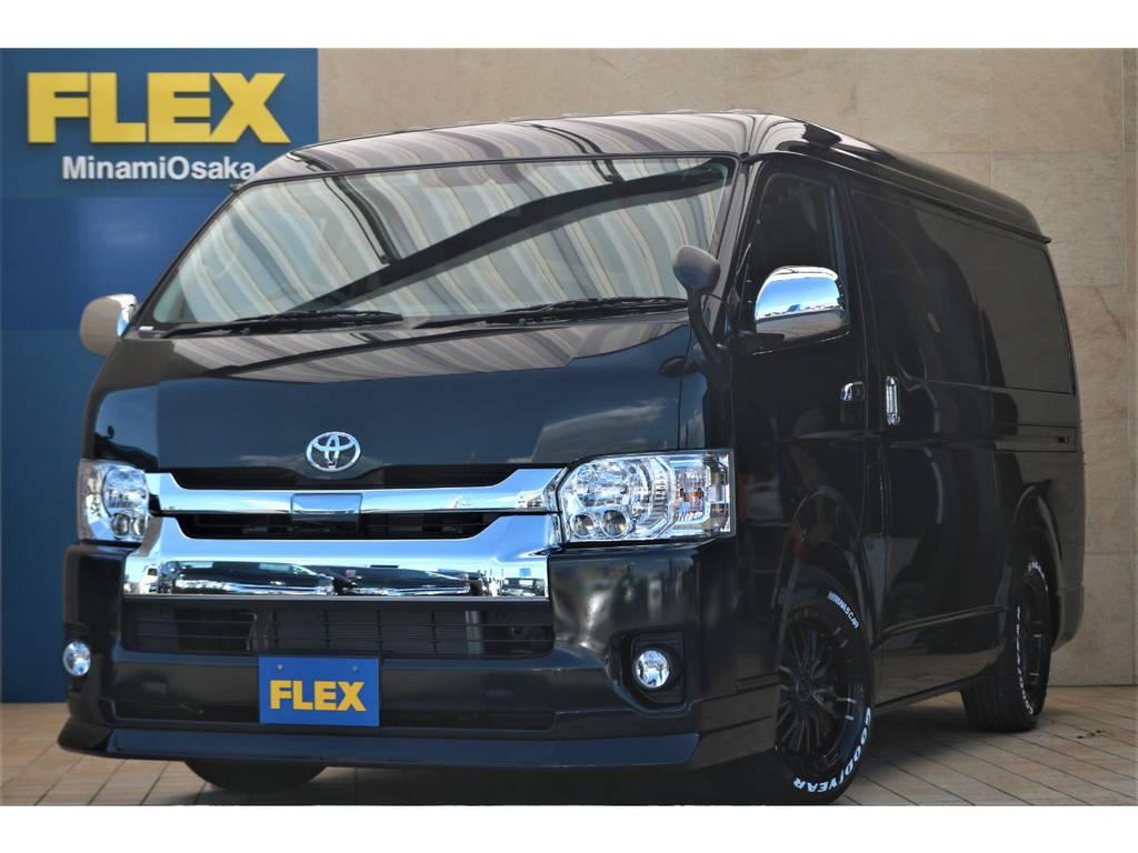 FLEXシートアレンジVer2・新車ワゴンGL2WD♪ | トヨタ ハイエース 2.7 GL ロング ミドルルーフ TSS付