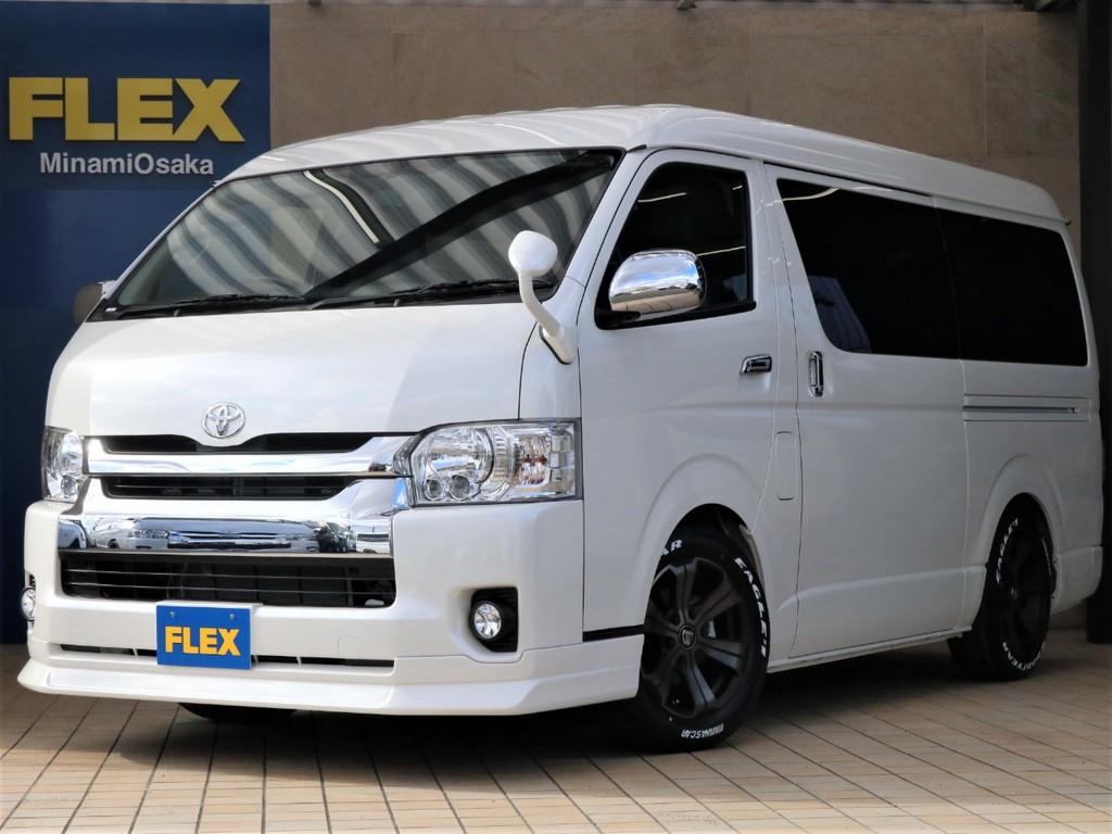 FLEX CUSTOMファインテックツアラー・新車ワゴンGL2WD♪