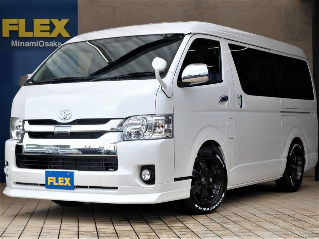 FLEXオリジナルシートアレンジAS・新車ワゴンGL2WD♪