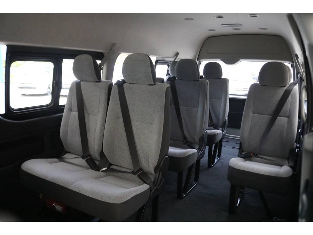 3ナンバー10人乗り変更済み♪ | トヨタ ハイエースコミューター 2.8 GL ディーゼルターボ